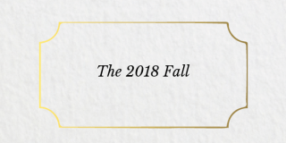 The 2018 Fall